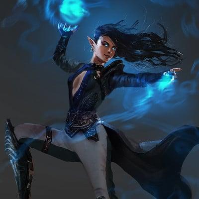 Sebastian horoszko wizardress