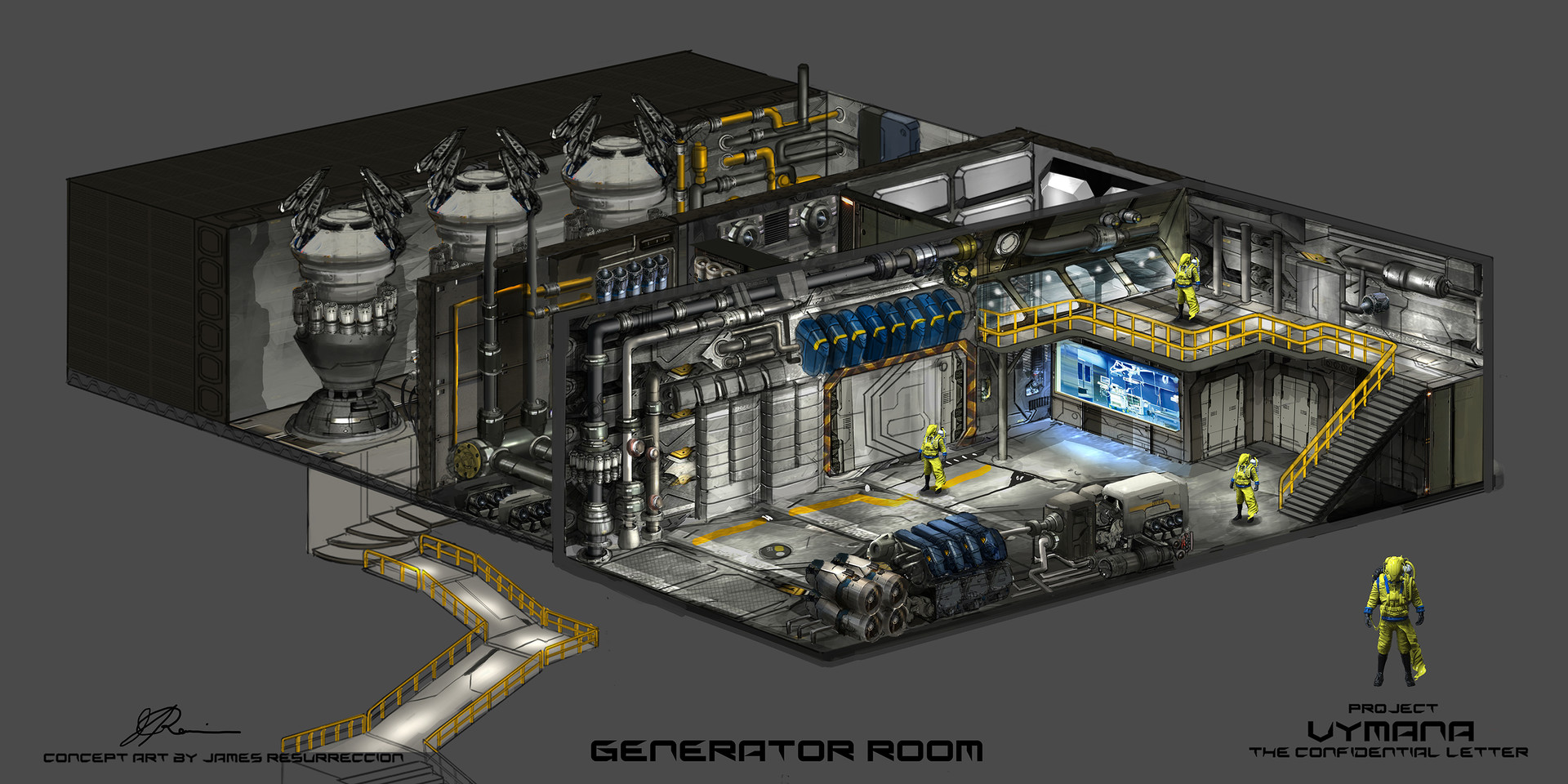 Unreal Engine Room Design