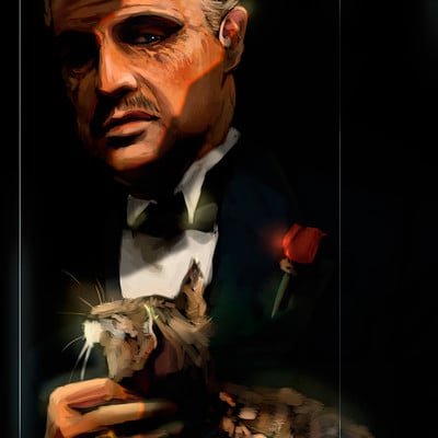 Marcos mansur the godfather