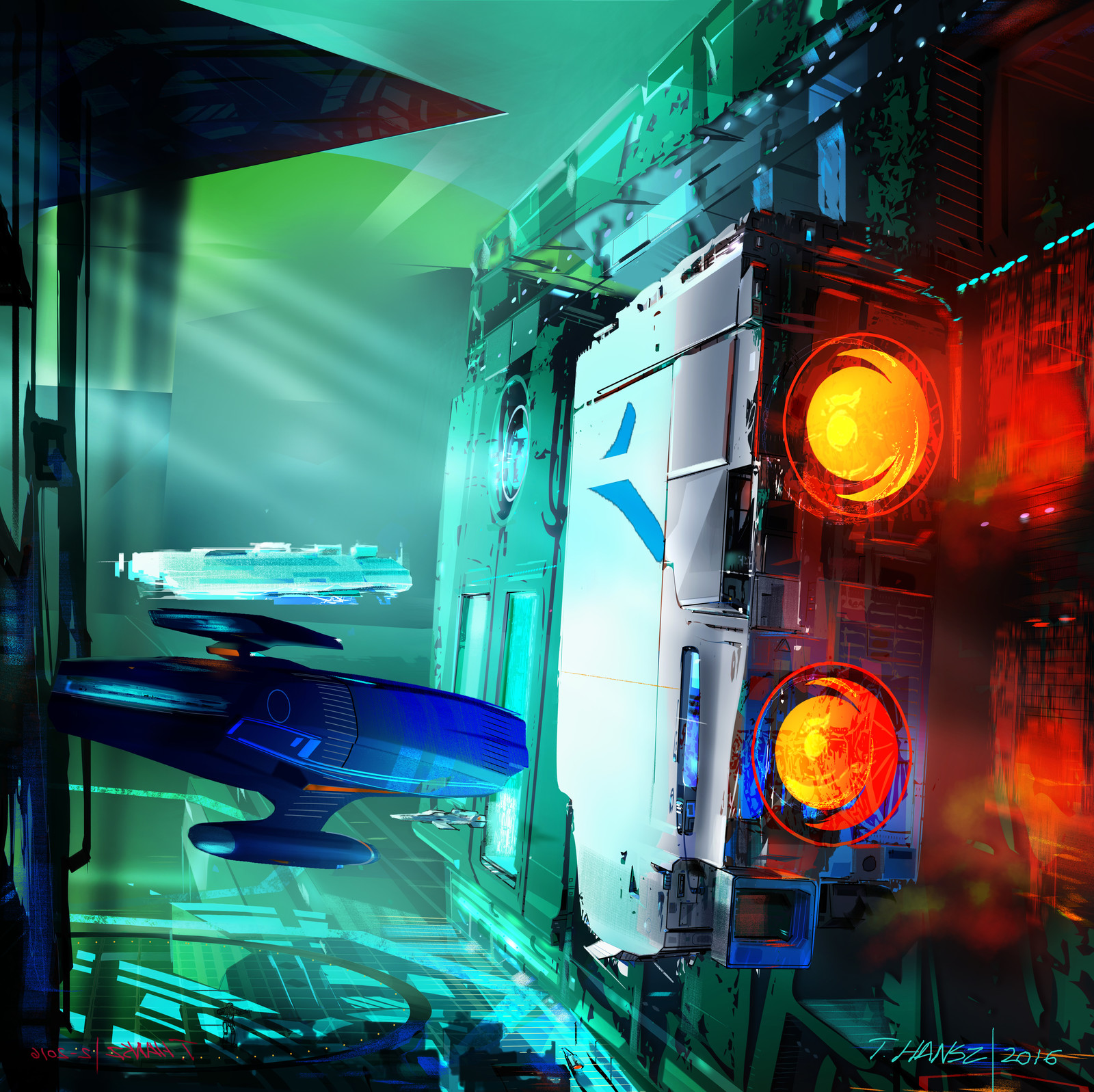 Launch Paint Sketch