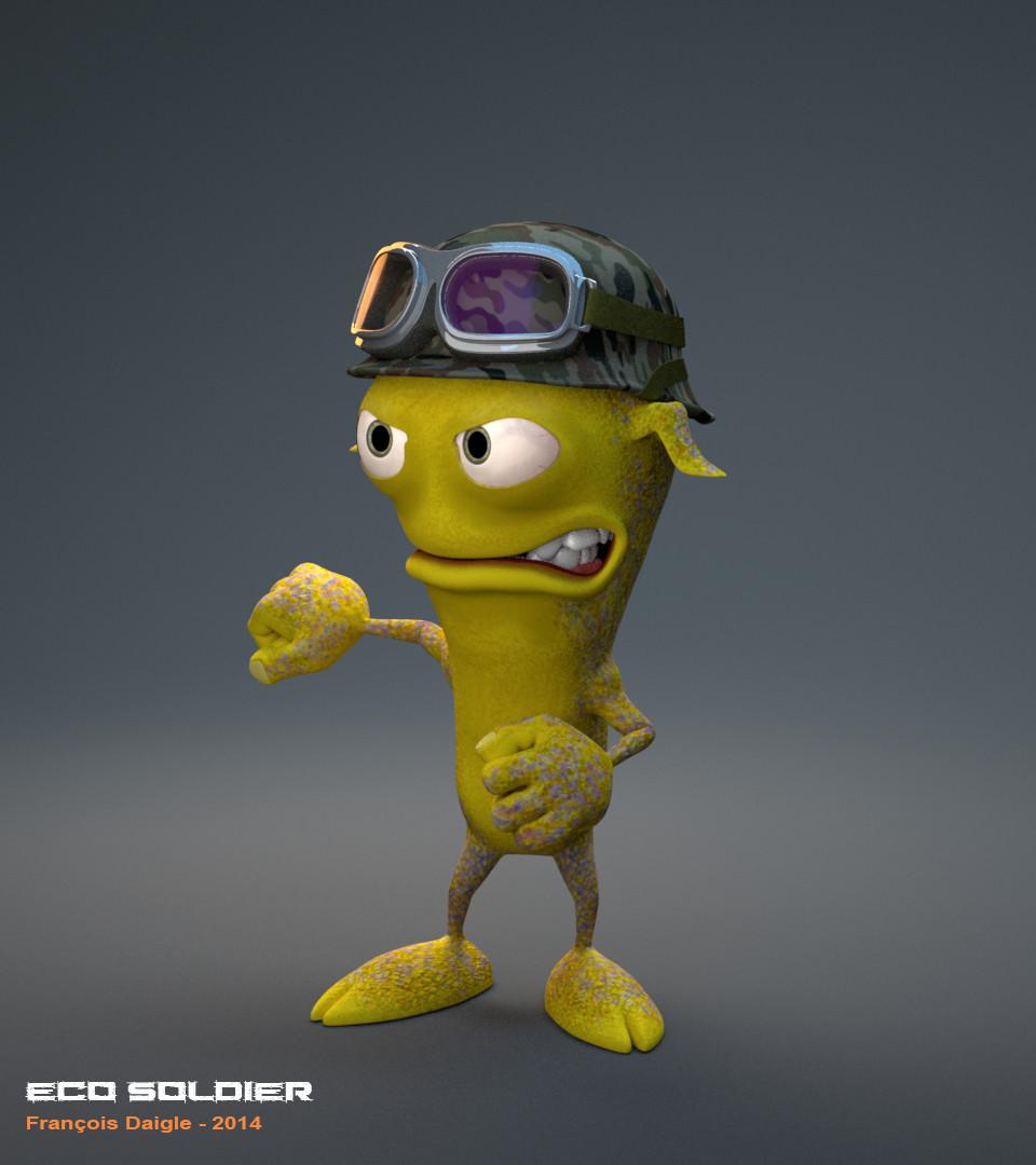 Eco Soldier