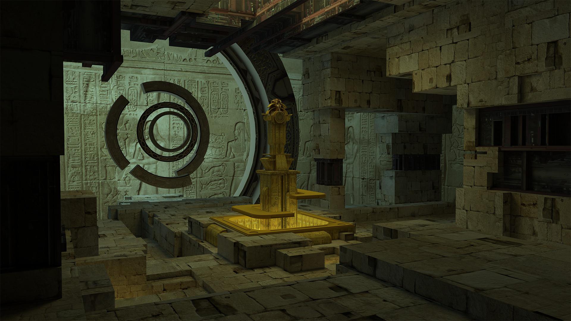 Franklin chan underground portal 3d base