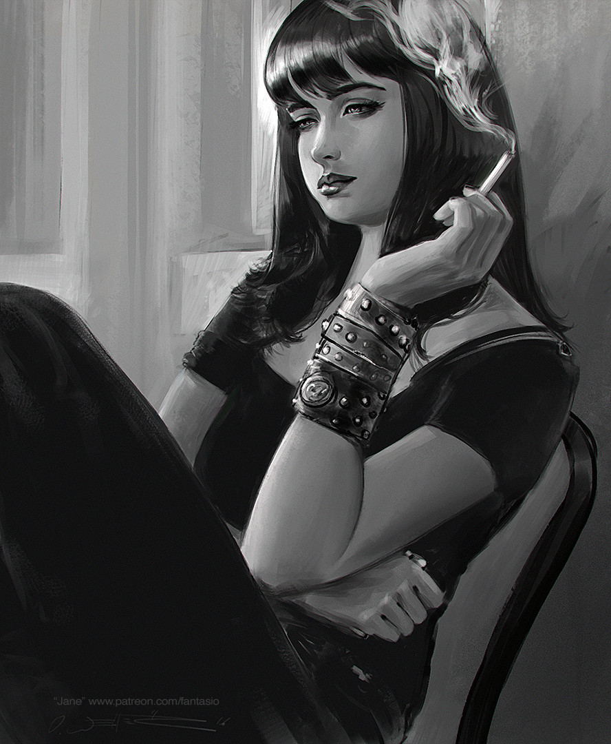 Jane Margolis / Breaking Bad - Character Study