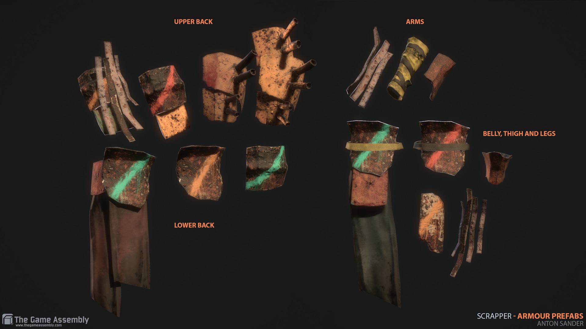 Anton sander scrappers armourprefabs back