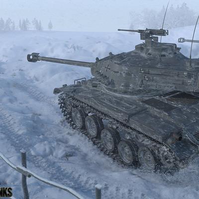 Andrey sarafanov 015 lekpz m41 90mm