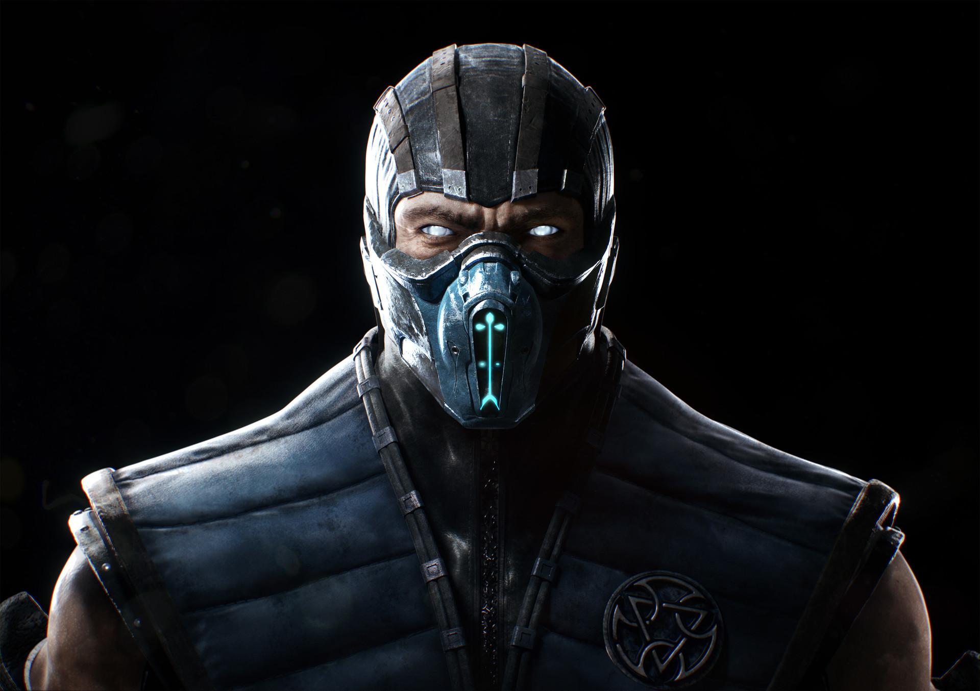 ArtStation - Mortal Kombat XL - Sub Zero , Petur Arnorsson