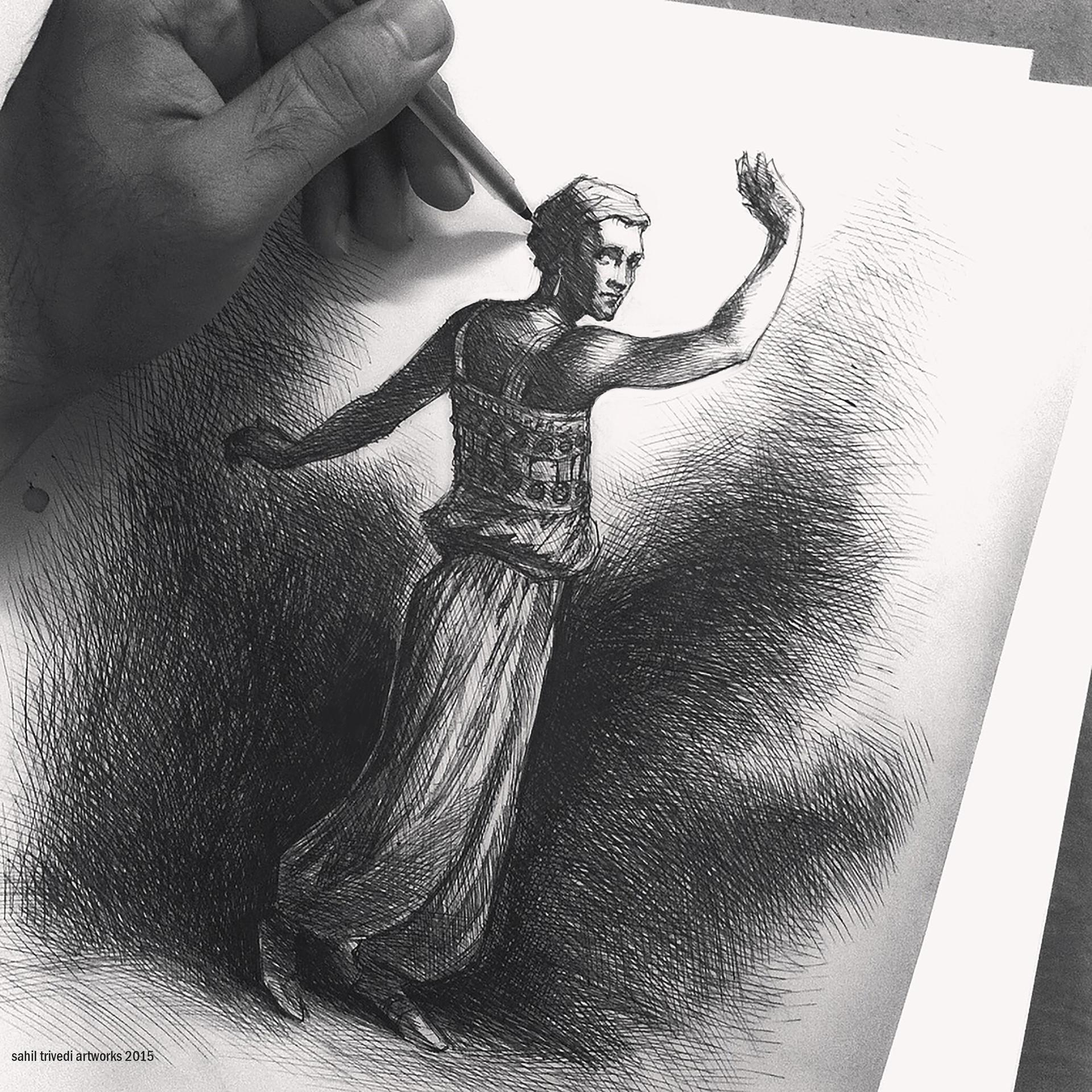 Sahil trivedi ink