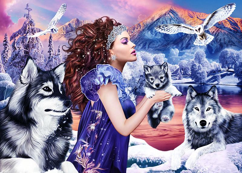 Katarina sokolova 55 wolf queen