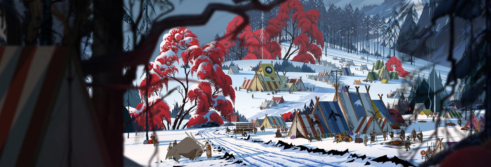 Bolverk camp