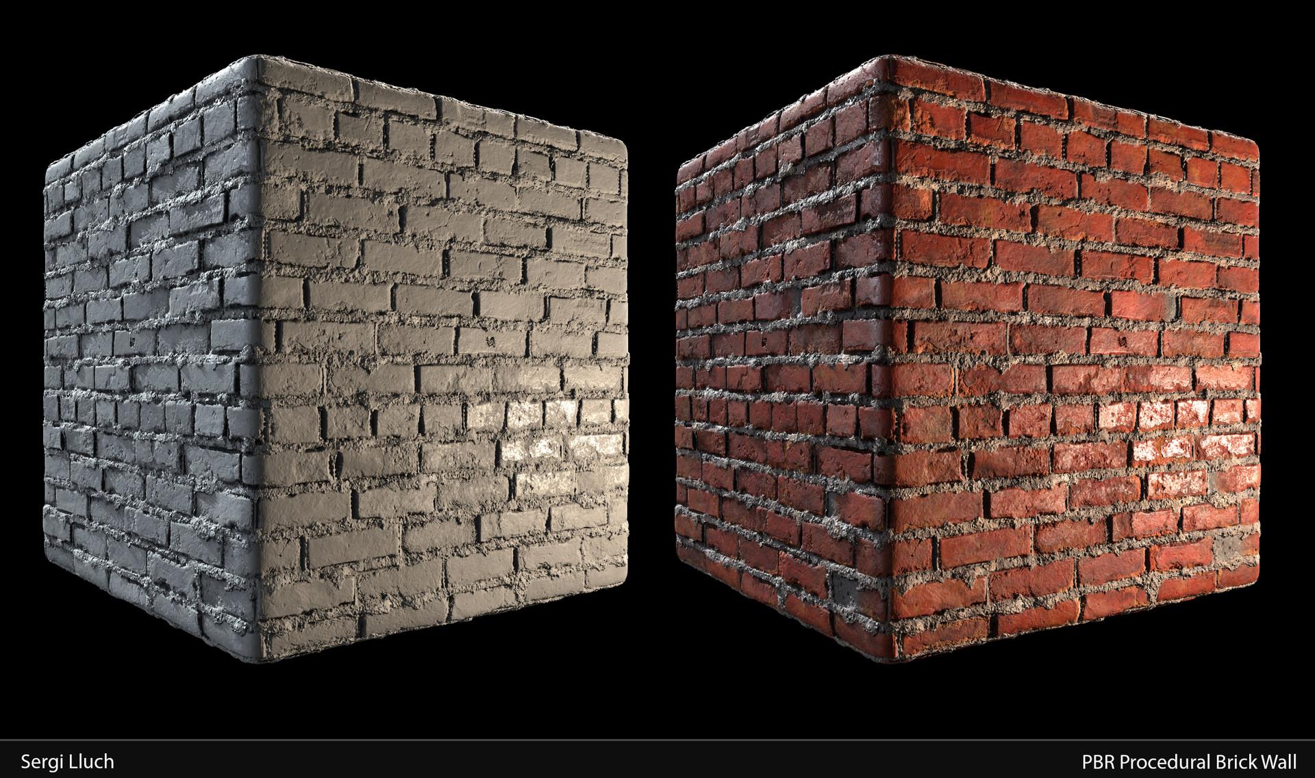 Sergi lluch sergilluch brickwall4