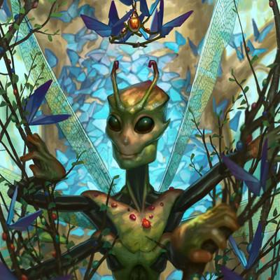 Marius millar insect king blursmall