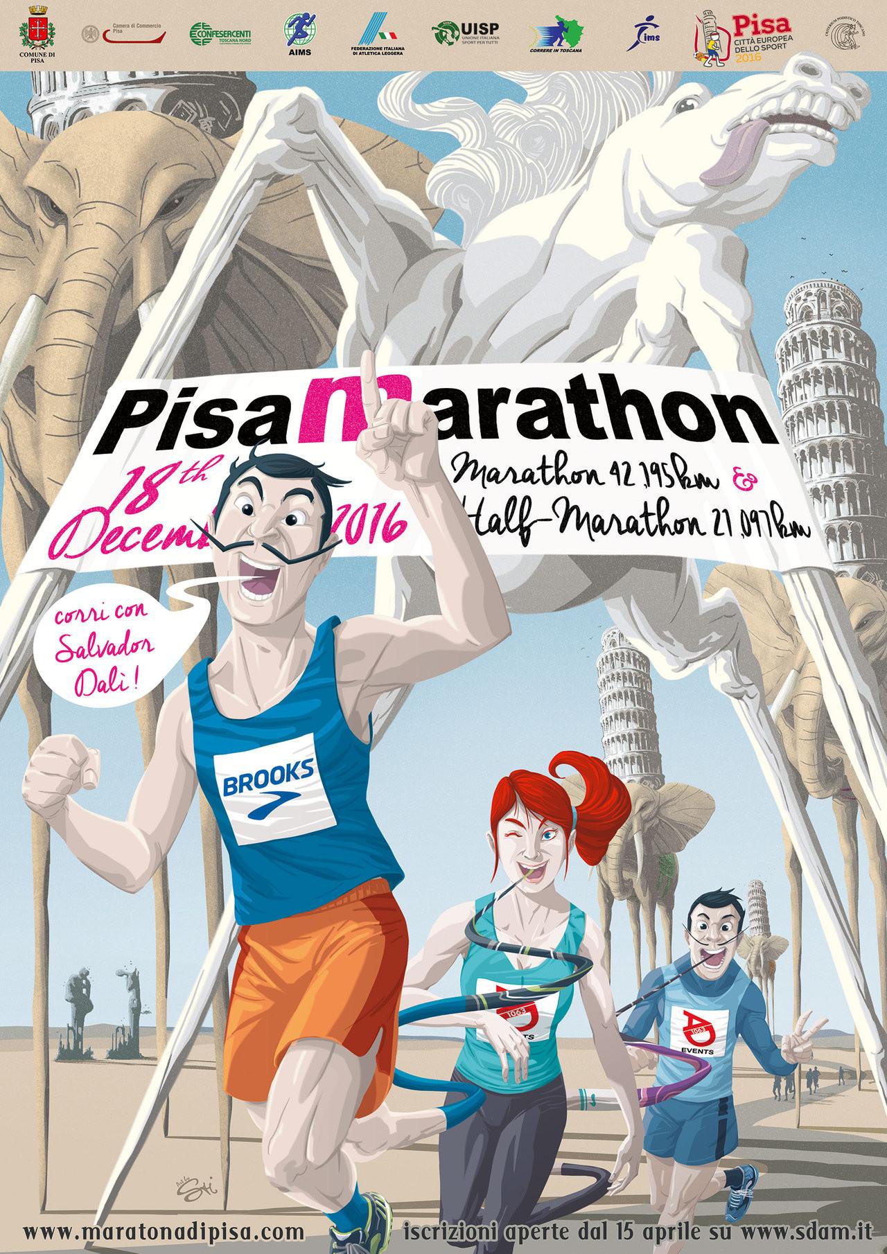 Pisa Maratona 2016