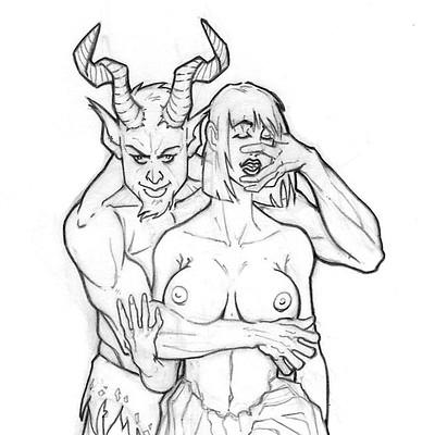 Saimon toncelli zodiac capricorn by artbysai