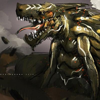 Benedick bana dragon king