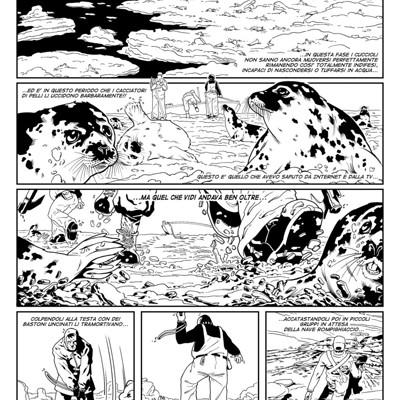 Saimon toncelli small story 2 page1 by artbysai