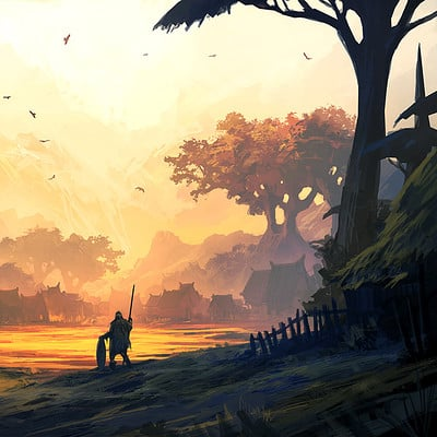 Andreas rocha hiddenvillage01