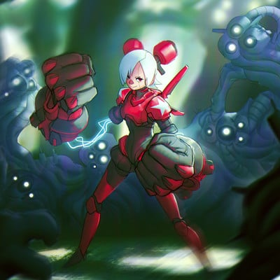 Alexis rives perso pose final