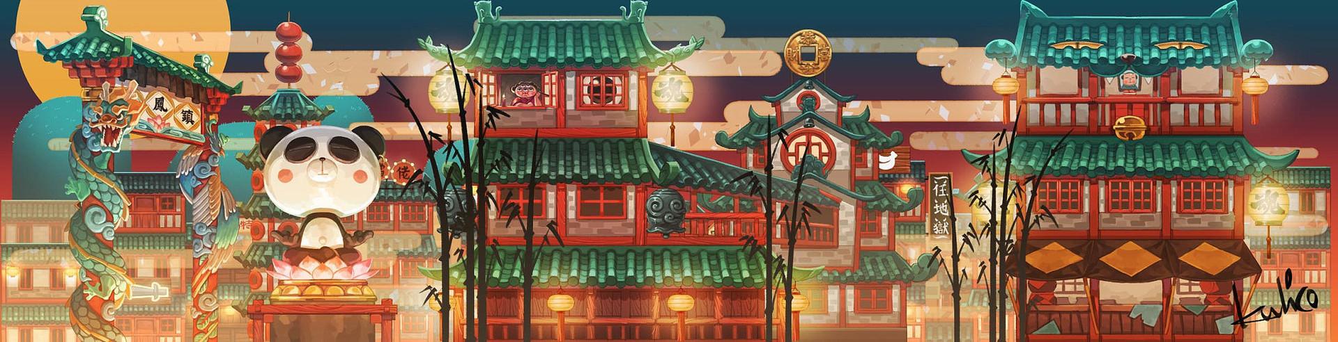 Xinzhou liao town