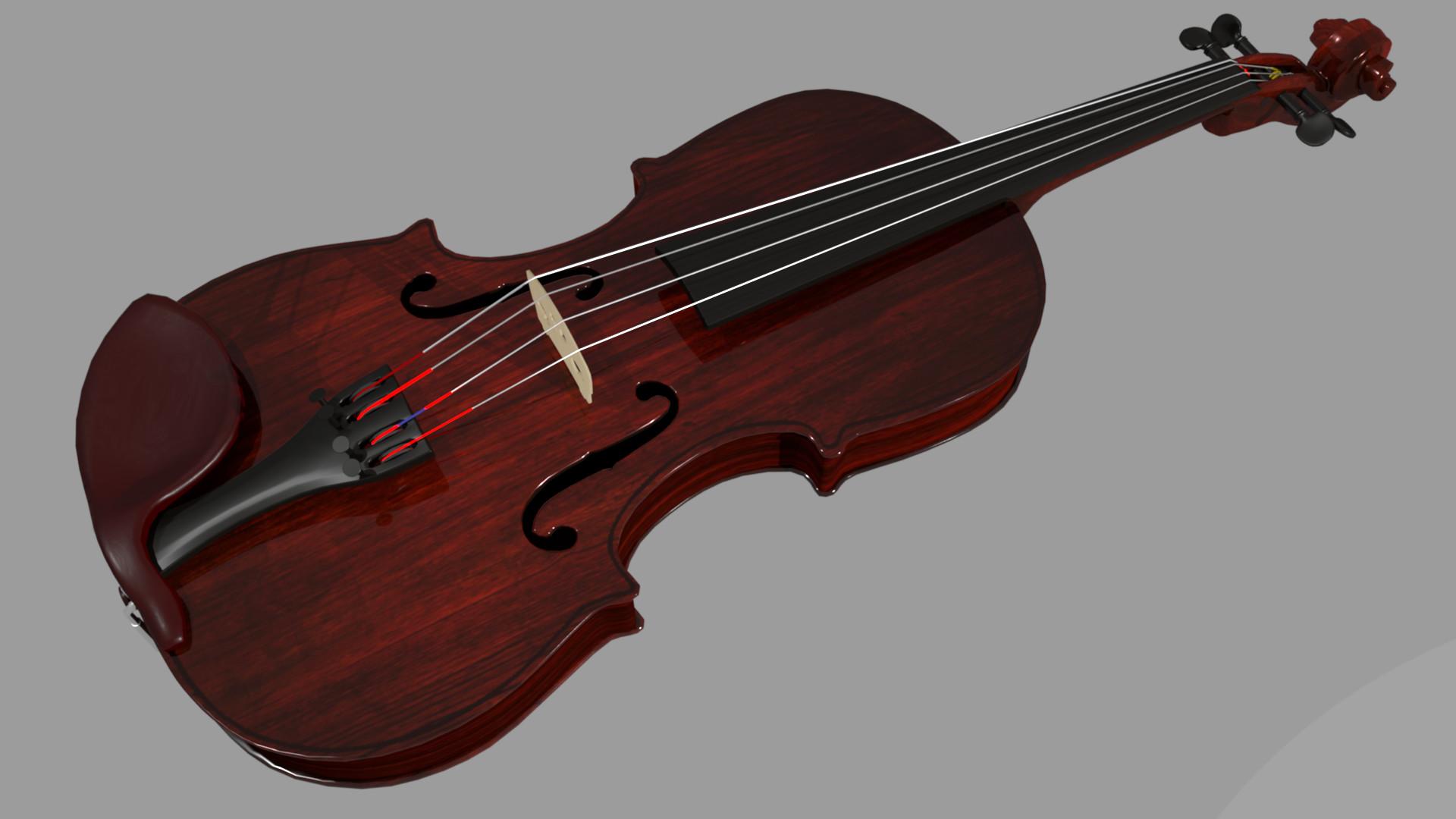 Thomas fraser violin pic1