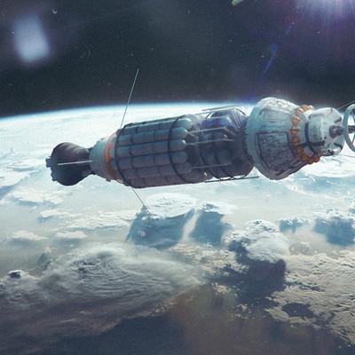 Dmitry bogolyubov earth spacecraft 2