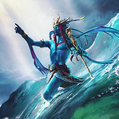 Ibrahem swaid prophet of tides l