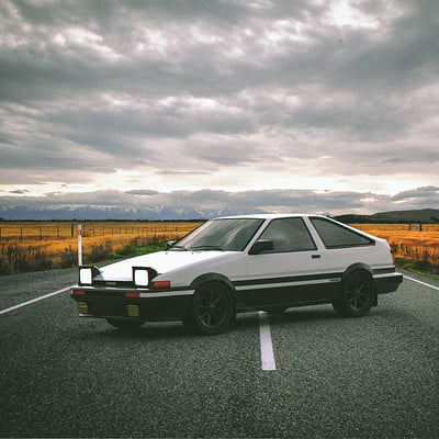 Syaf fiq ae86 post
