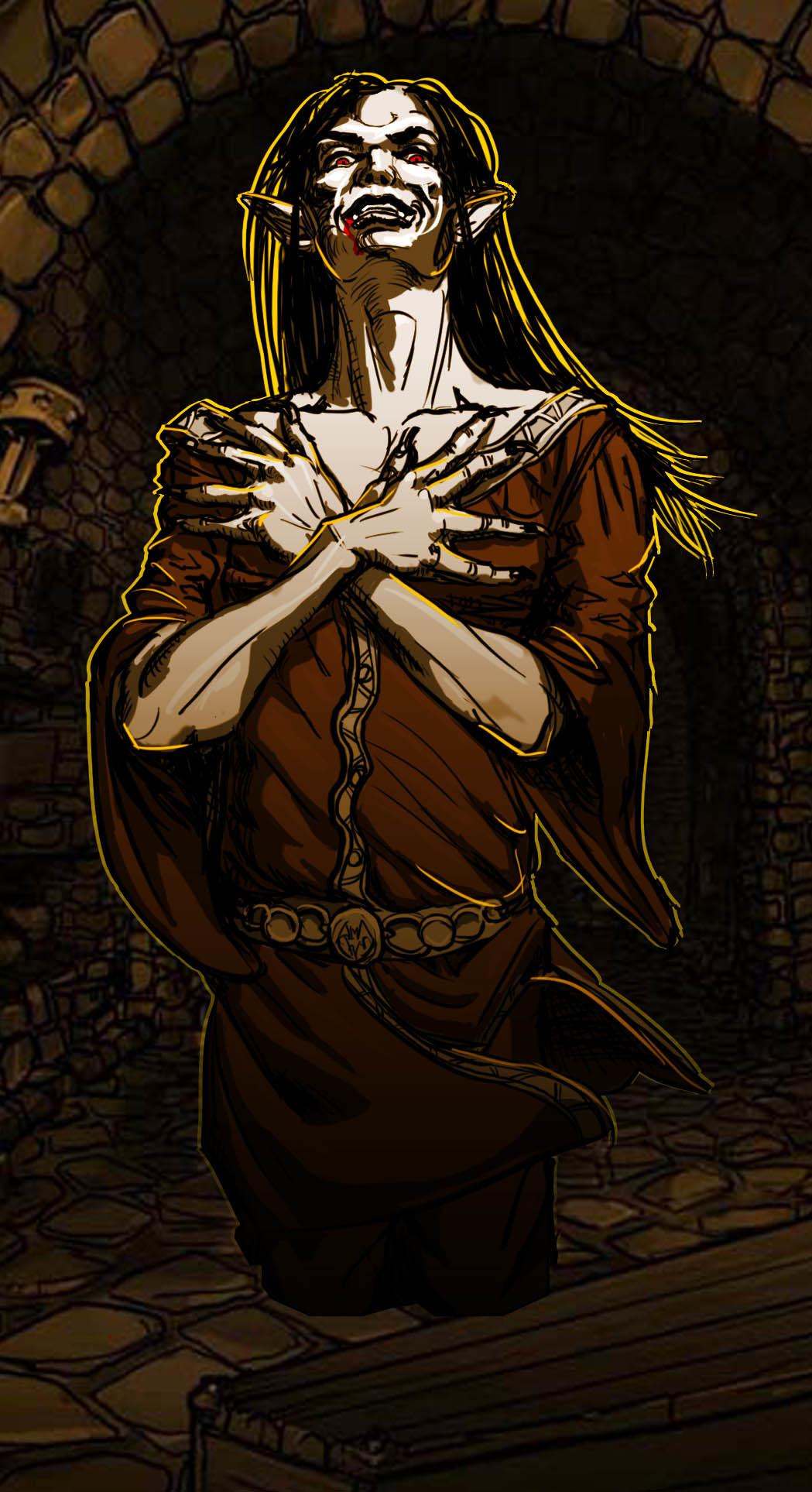 Juan miguel lopez barea vampire hombre
