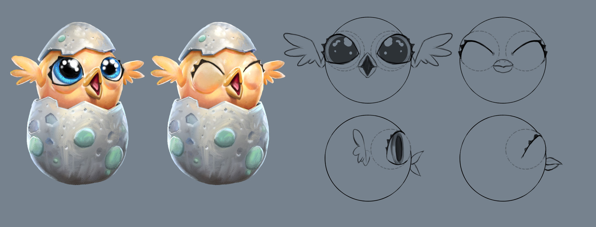 Loic liok bramoulle stoneage bird design v04 003