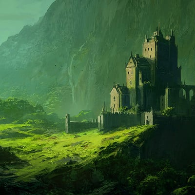 Andreas rocha thelastfortress