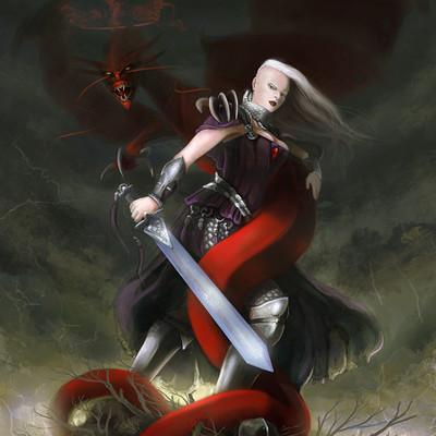 Lorenn tyr guerrera del rayo revisionfinal