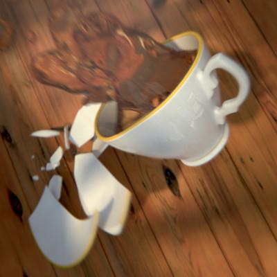 Raz freedman somebody s cup of tea