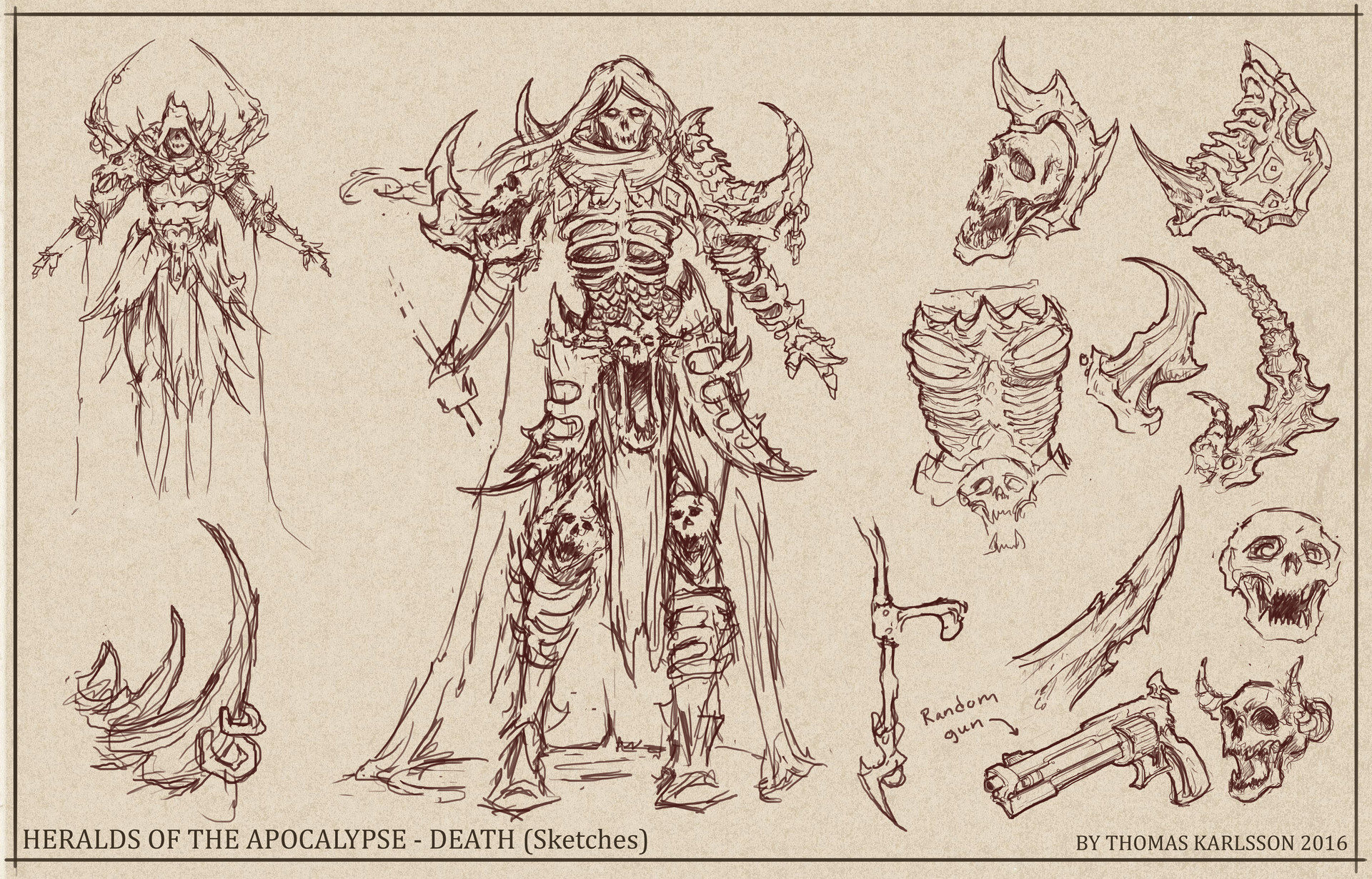 Thomas karlsson deathsketches2