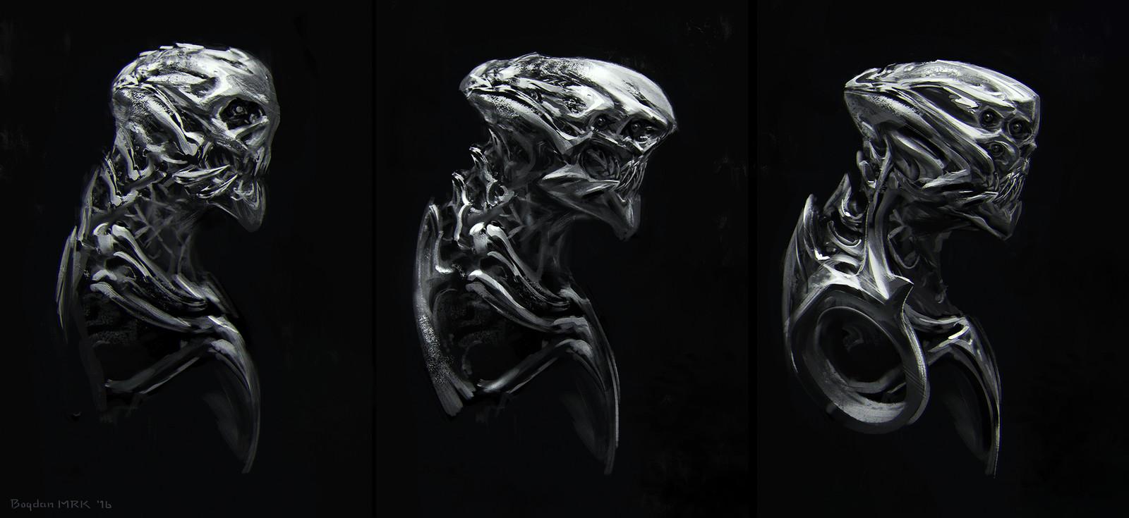 Creature profiles