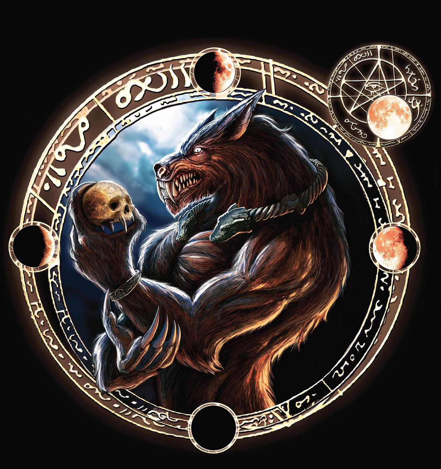 Walter brocca werewolf piccolo