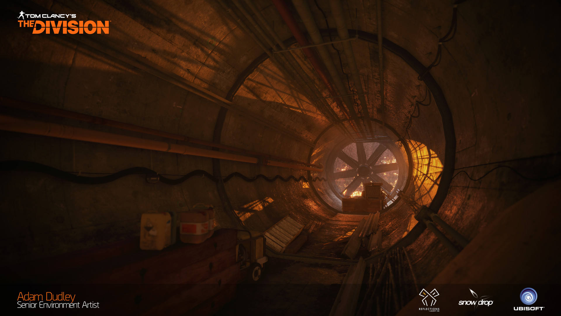 Adam dudley adudley subwaymorgue tunnelfan