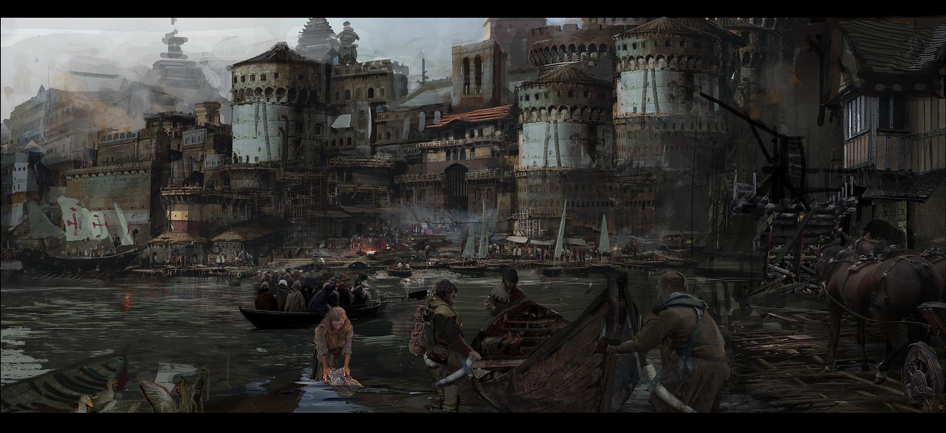 Rhys griffiths dragon city by rhysgriffiths d9yne3l