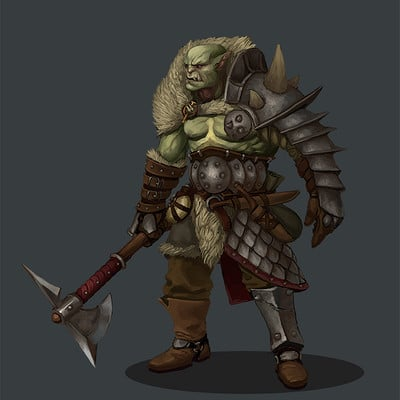 Greeme doe 013 crime orc