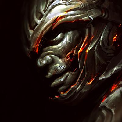 Nagy norbert dark souls mask