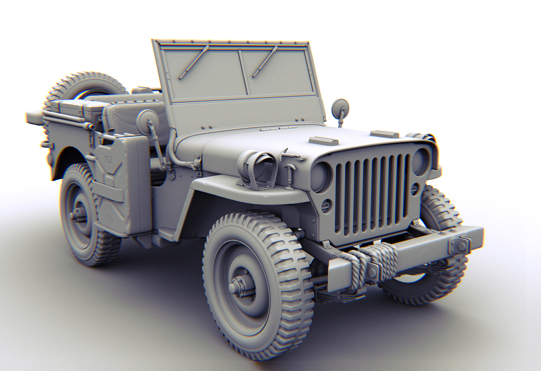 Occultart   willies jeep 1942 003