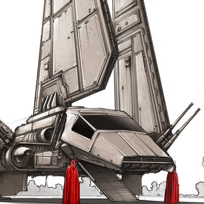 Shane molina darthvader shuttle