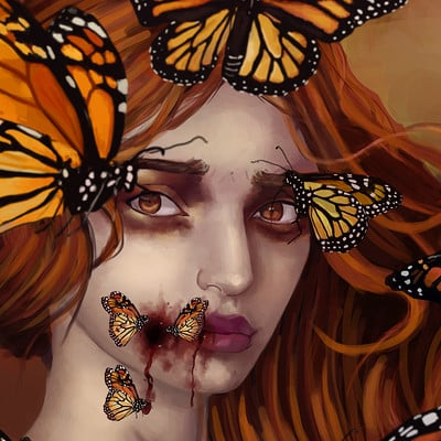 Imogen appleton butterfly5