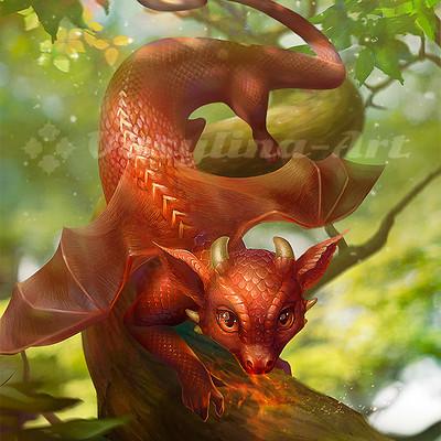 Vasilyna holod little dragon