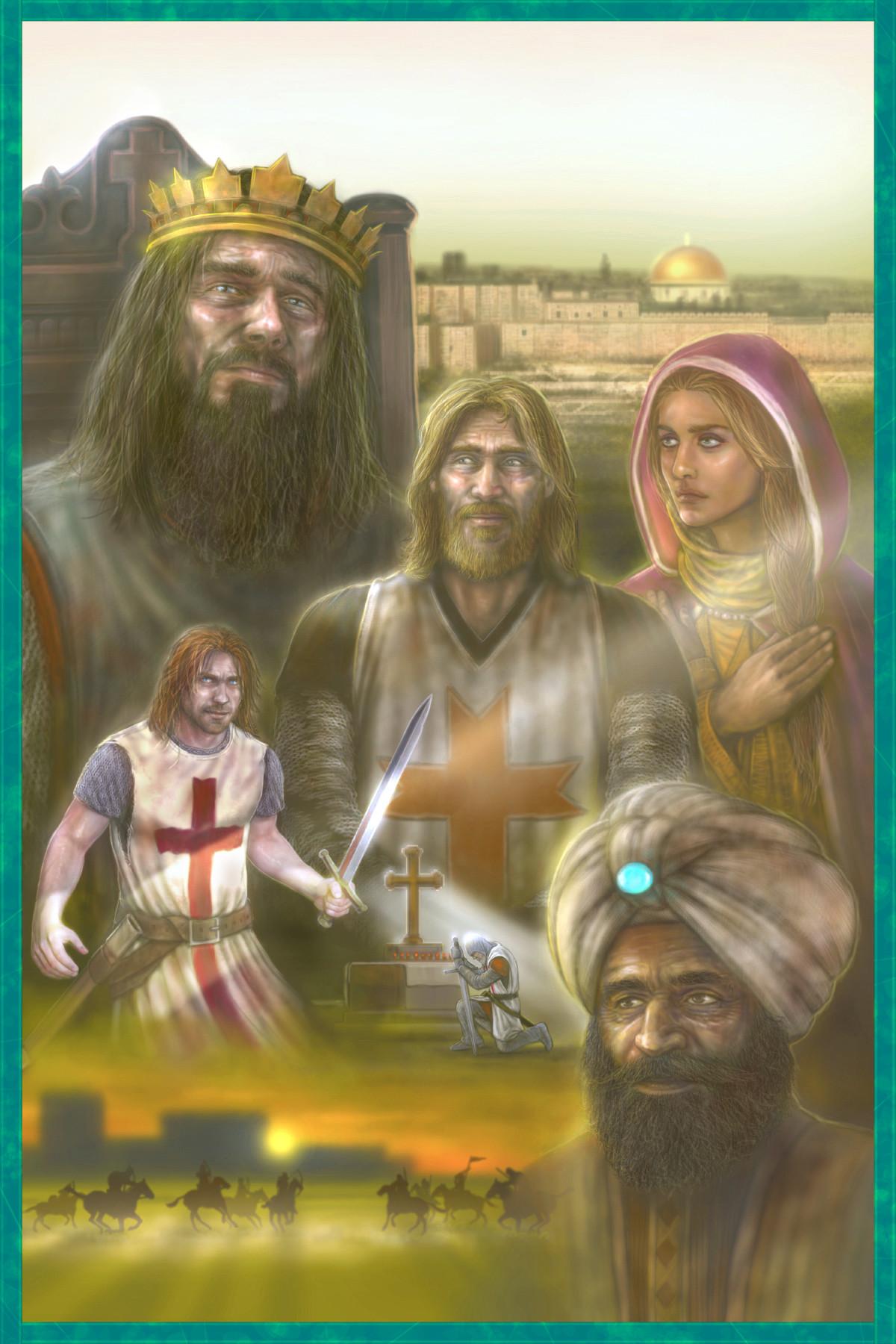 Peter white crusade ii