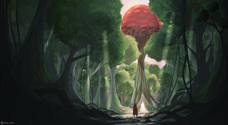 Affa otto forest