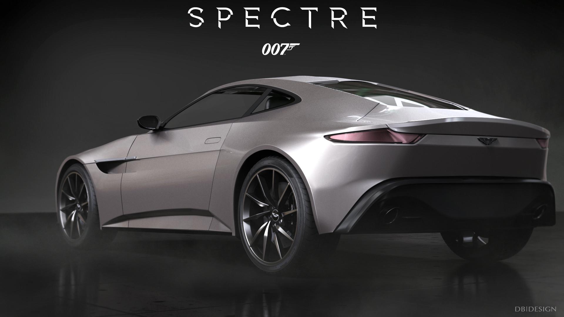 David Baylis Design Aston Martin Quot Spectre Quot Db10