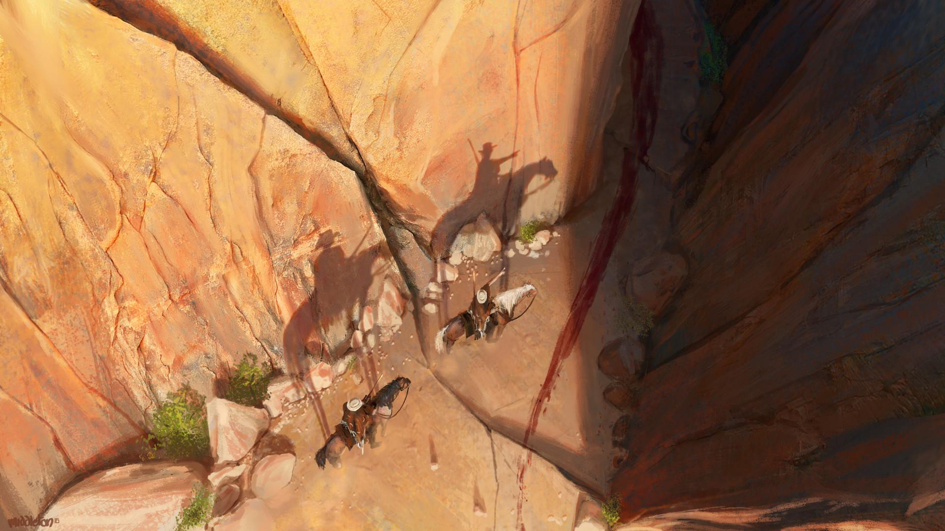 Adam middleton desert horse 01 final flat