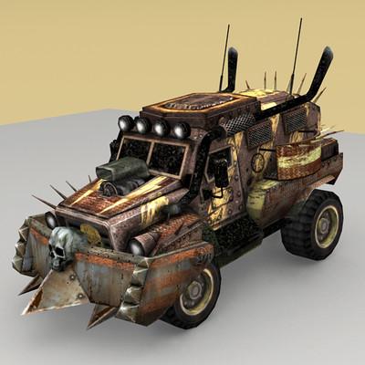 John kapur truck