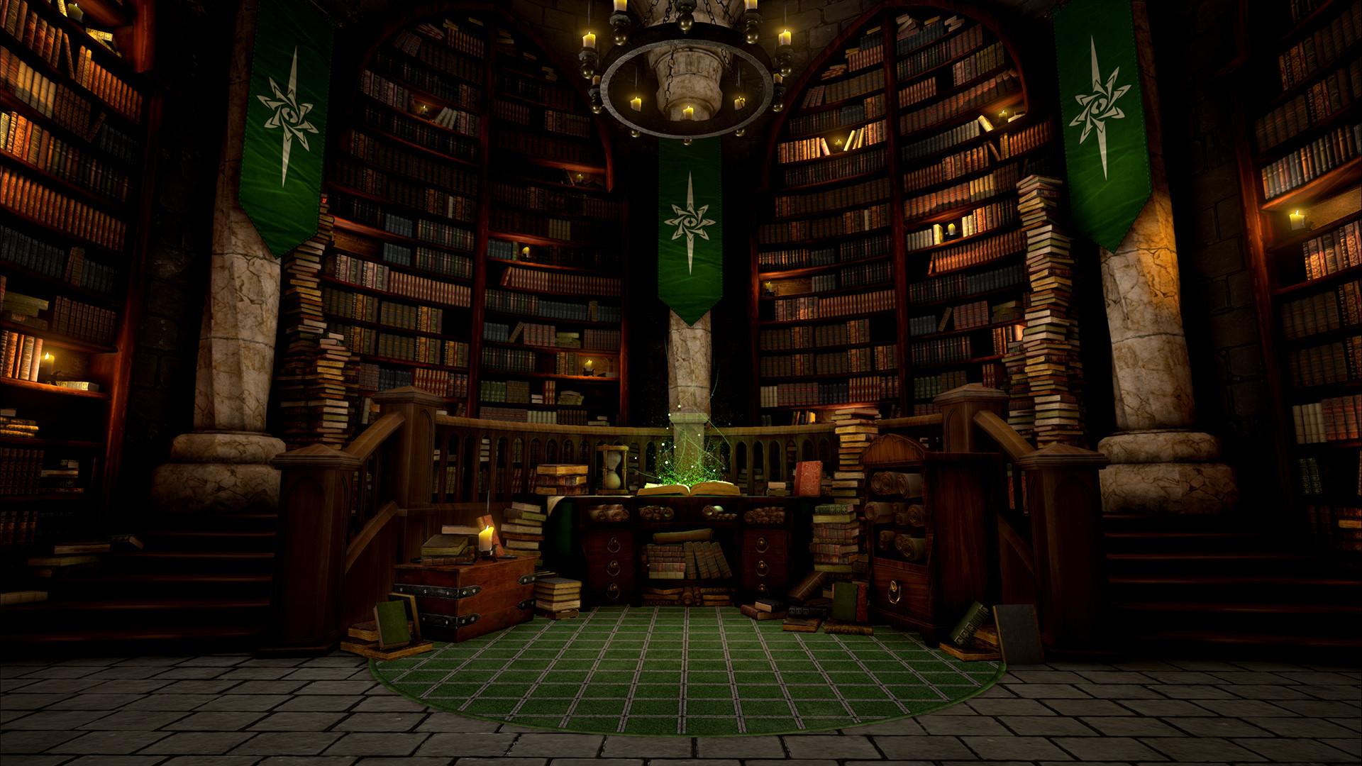 Mason Roy - Fantasy Library
