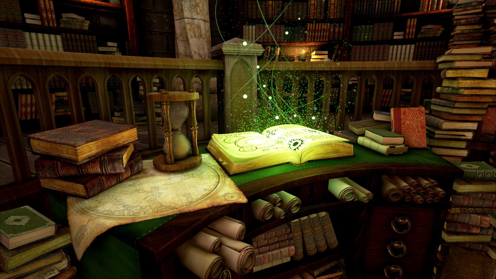 Mason Roy Fantasy Library