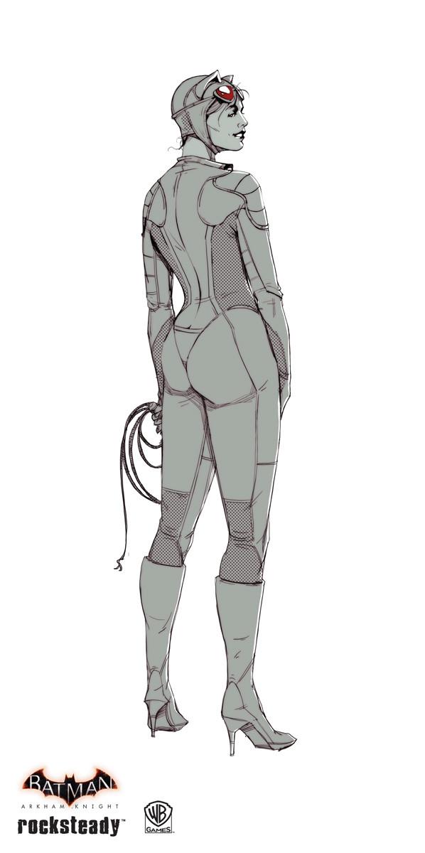 Oliver odmark catwoman